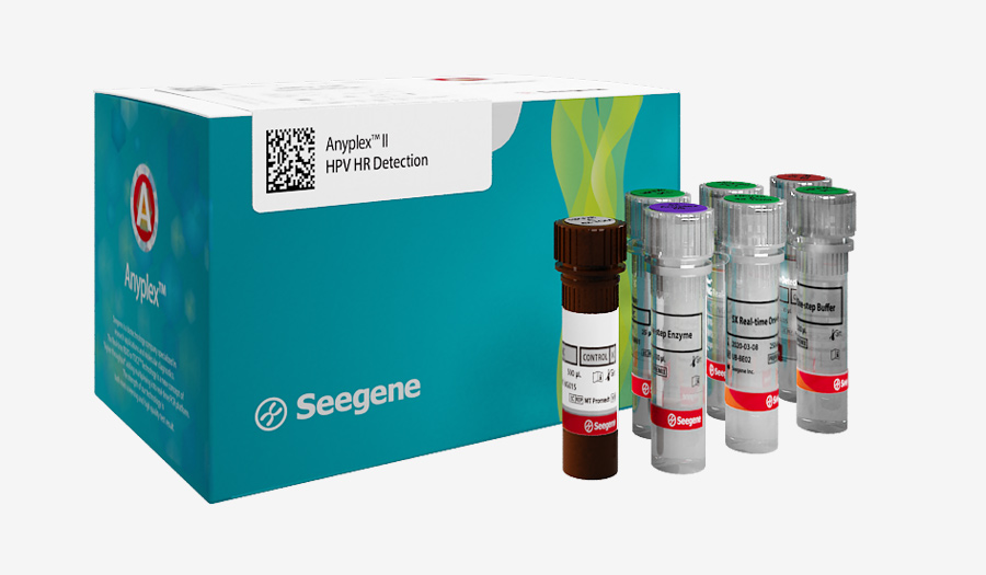 Anyplex - Ensaio HPV Detection Seegene Brazil