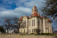 Parker County Courthouse, Weatherford, TX