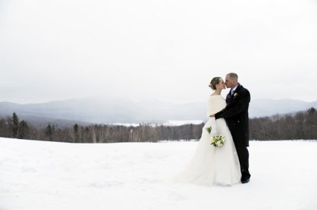 Vermont BrideandGroom