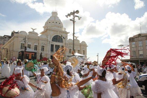 carnaval bloco