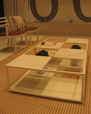 De Padova coffee table