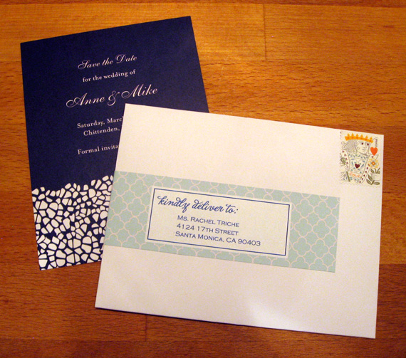 Stationery Ideas Save The Dates