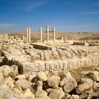 Herod's Palace-Fortress at Machaerus