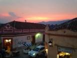 Sunset in San Cristóbal de Las Casas