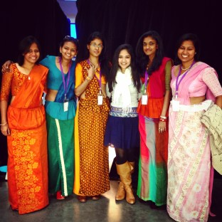 I was so proud to welcome a team of Sri Lankan women to Harvard's Igniting Innovation Summit recently to accept their Global Trailblazers Award
