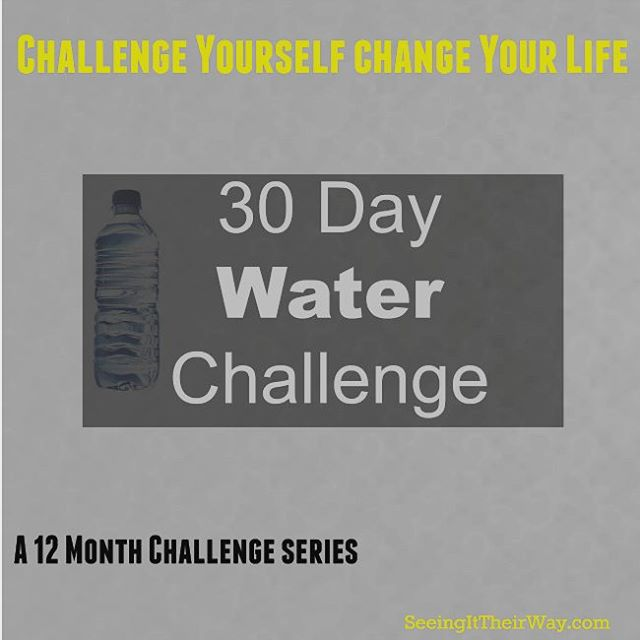It can be tough to stay the course in weekends, but it's doable. Plan ahead by filling several water bottles to take with you on the go! #SeeingItTheirWay #ChallengeYourselfChangeYourLife