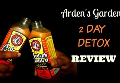 Ardens Garden 2 Day Detox Reviews