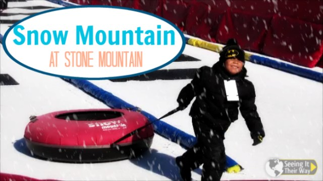 Snow Mountain At Stone Mounatin