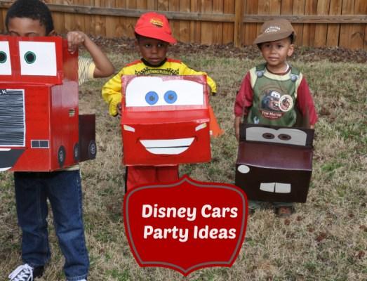 Disney Cars Party Ideas