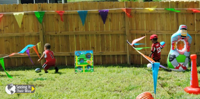 Sports Party Games Fun