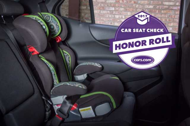 Car Seat Check Honor Roll