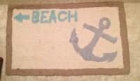 Beach Bath Rugs - Rugs Ideas