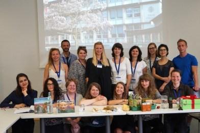 Graduate Student Seminar Participants.