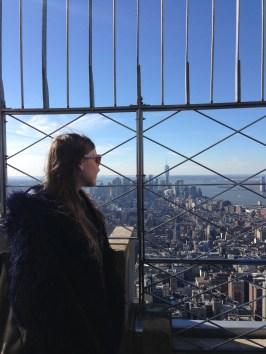 Looking for my next pretzel stop. New York 2016