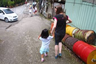 A new lifelong friend. Alishan Mountain, Taiwan 2016