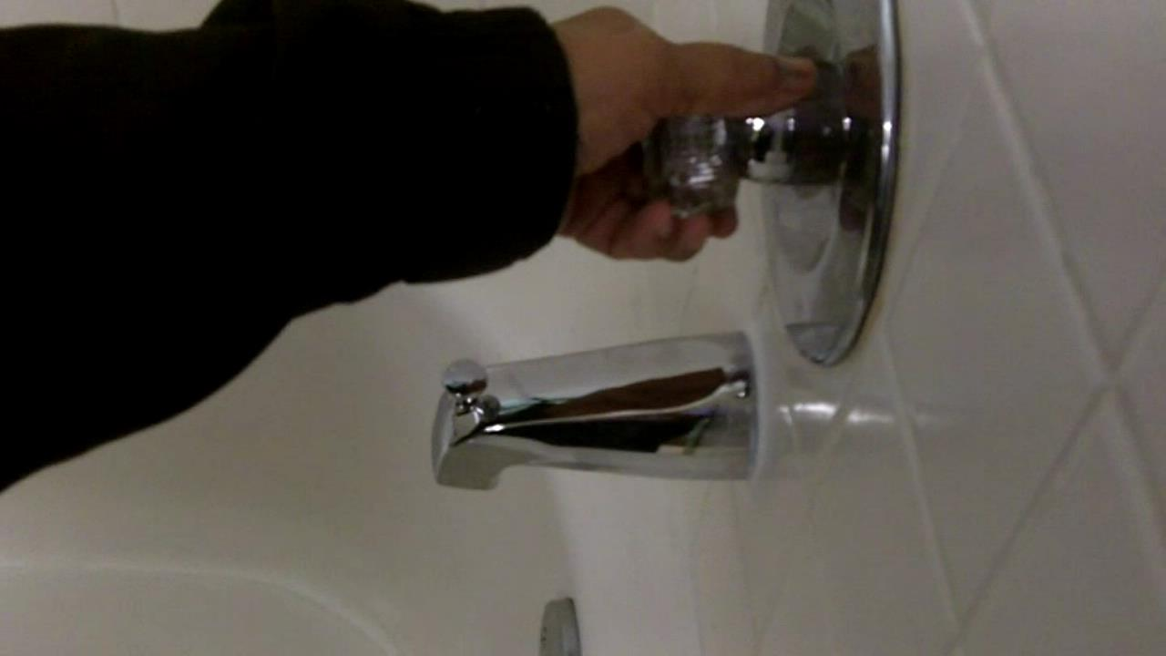 Fix Tub Shower Diverter No More Water Waste See Jane