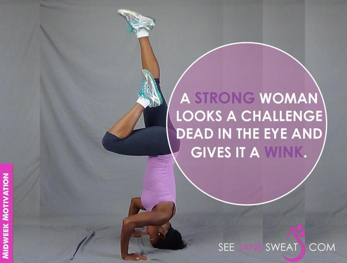 Midweek - A Strong Woman