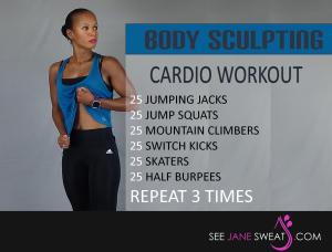 Body Sculpting Cardio