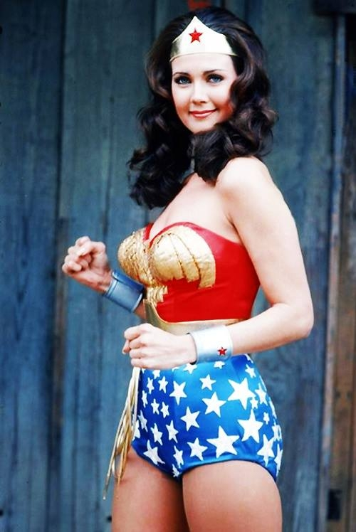 Wonder Woman Wednesday!