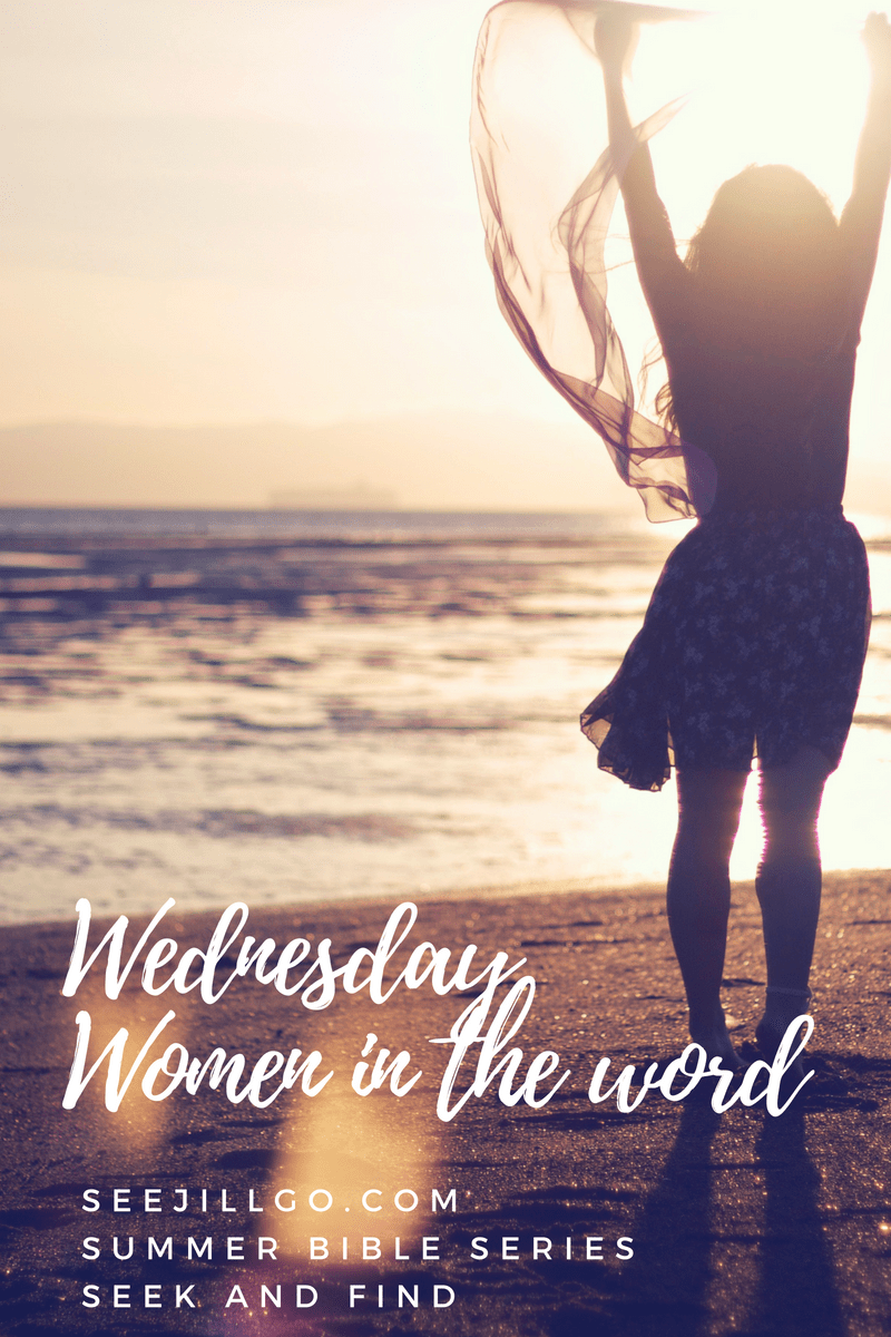 My Problem: Women in the Word