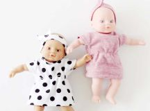 Pinterest Free Baby Doll Clothes Patterns | Rachael Edwards