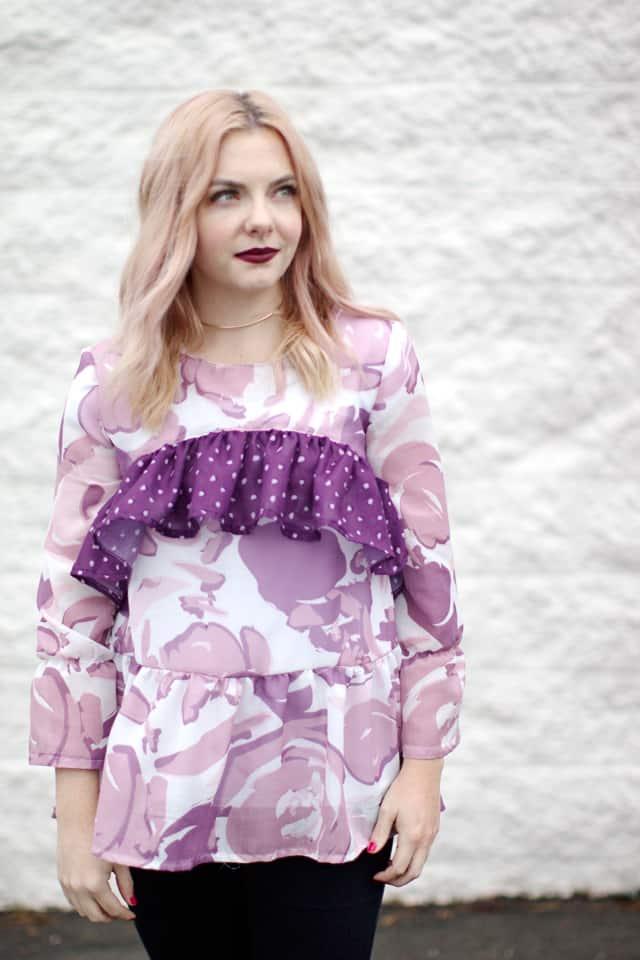 WeaveUp App  FREE womens blouse pattern  see kate sew