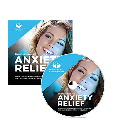 Anxiety relief cd