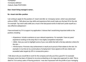 Radio Account Executive Cover Letter | Advertising Writing Sample ...