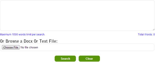Top 15 Free Plagiarism Checker Online Seekdefo Word File