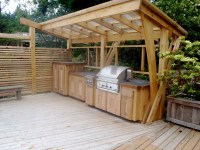 These DIY Outdoor Kitchen Plans Turn Your Backyard Into
