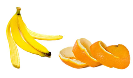 Never Throw Away Banana and Orange Peel. They cure Your Body