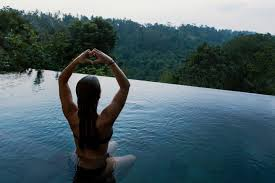 Yoga on vacation - rest for your body and soul
