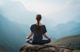 Anxiety: meditation would not only be good