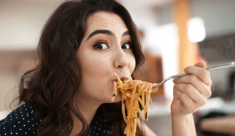 Nutritional tips for eating spaghetti and diet