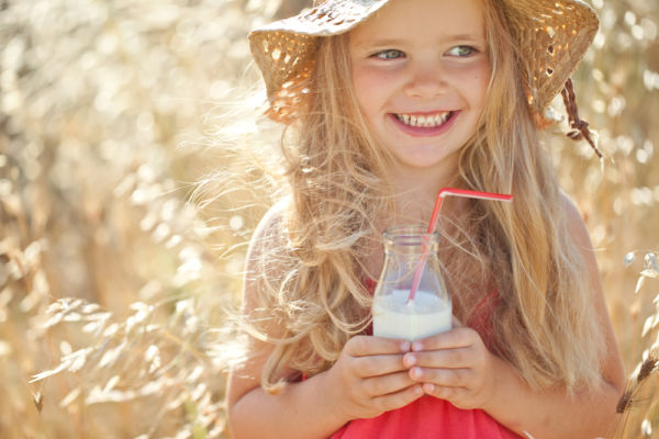 Healthy drinks for kids