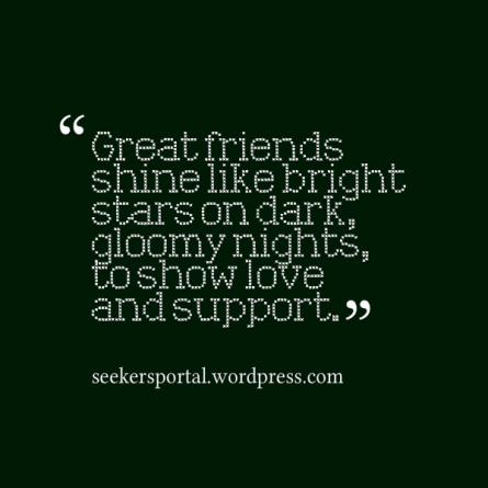 Friends Like Stars