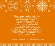 Adrian Pantonial - Rewards for Labor of Love