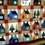 Tiny House Quilt Is Finished See Kim Sew