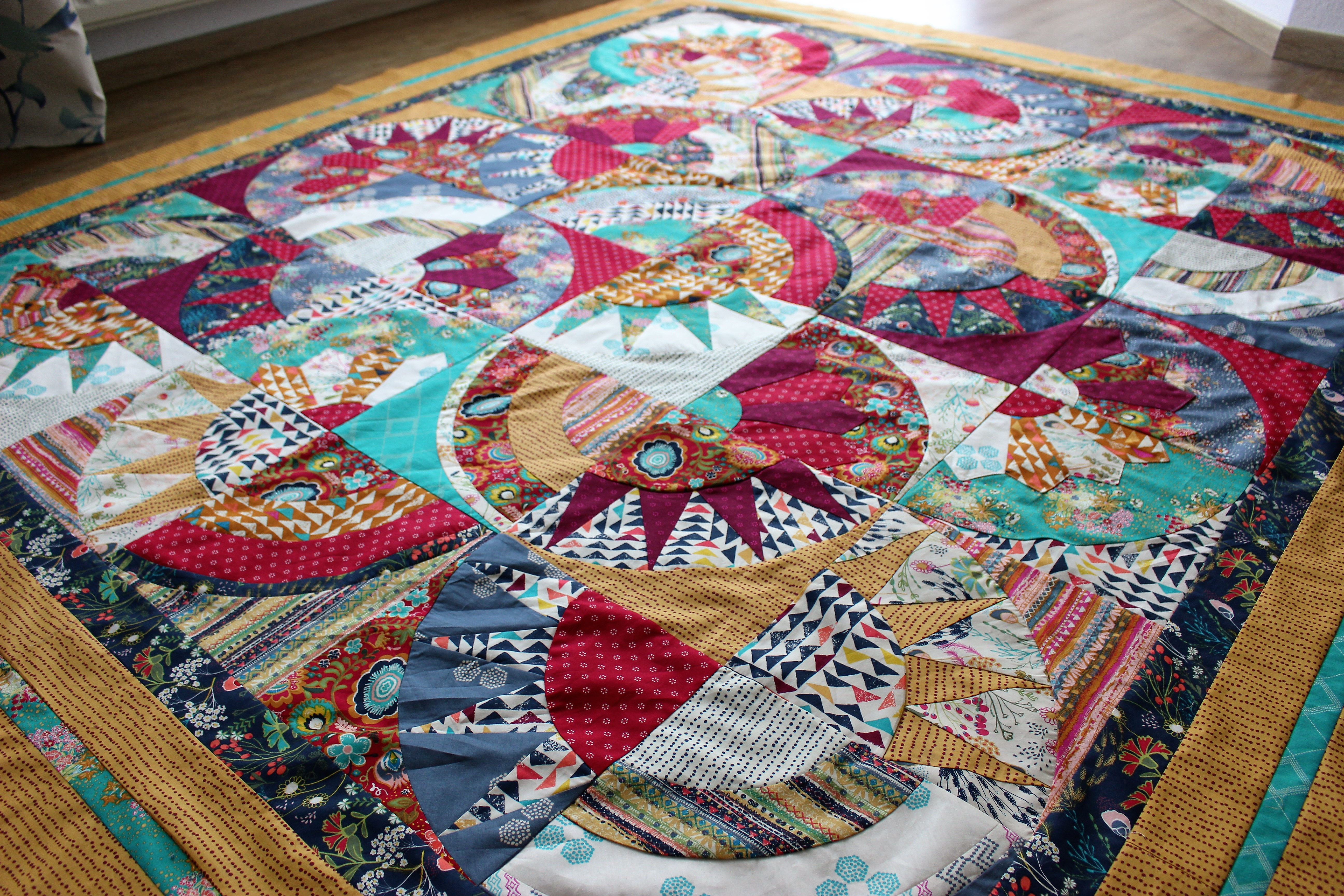 Beauteous Quilt See Kim Sew