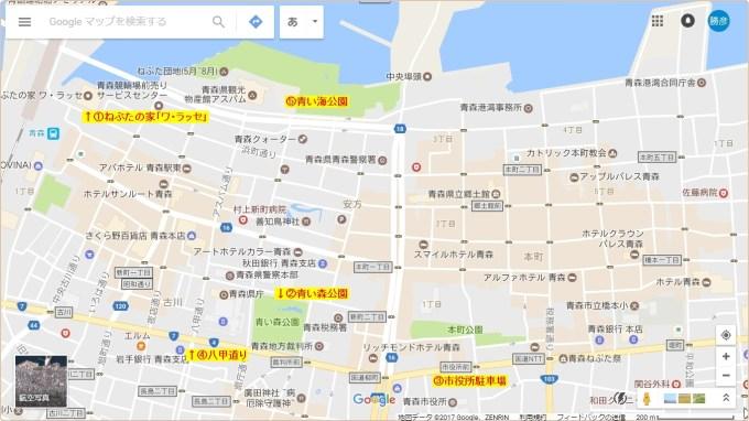 ○マップ2