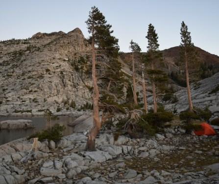 Desolation Campsite