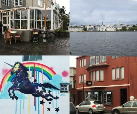 Reykjavik sites