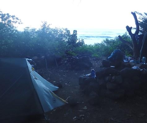 Kalalau Camp