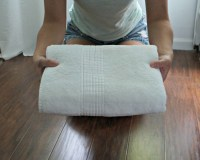How to Fold a Perfect Towel - Sarah Titus
