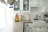 Ardex Feather Finish Countertops the Second Try - Seeking ...