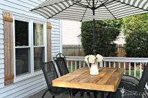 Cheap Home Decor Update Outdated Outdoor Furniture