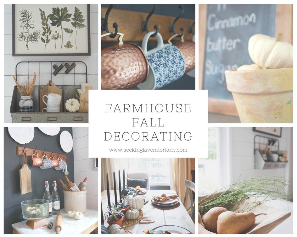 Porch Ideas: Fall Farmhouse Decor