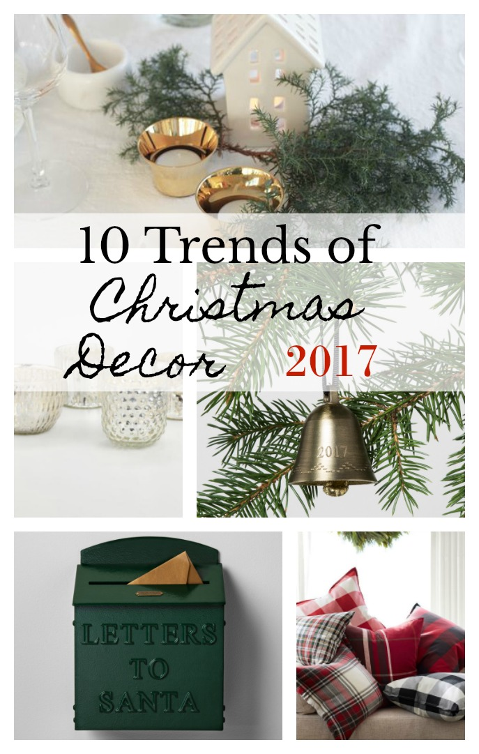 2017 Trends Christmas Forecasting