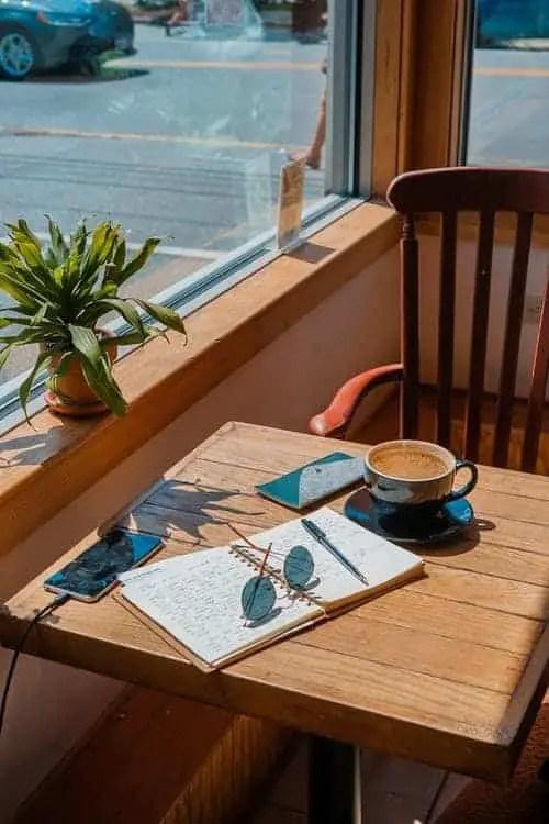 daily journal habit