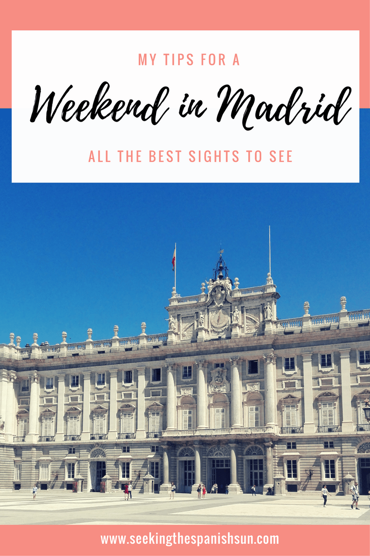 P - Weekend in Madrid
